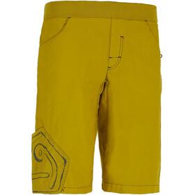 E9 Pentagò Shorts Heren, groen